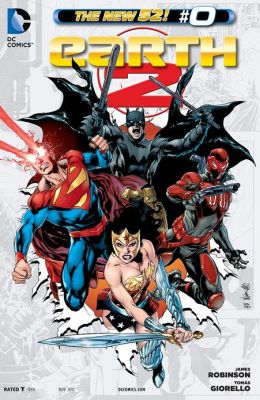 Earth 2 (2012-) #0 (NOOK Comic with Zoom View)