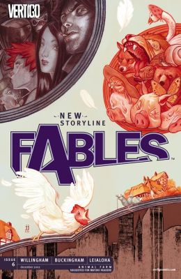 Fables #6 (NOOK Comics with Zoom View)