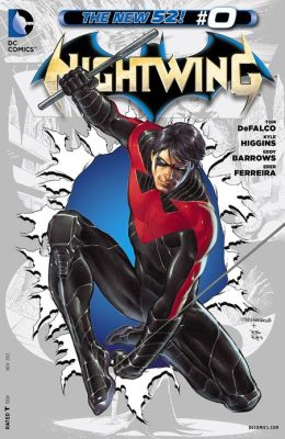 Nightwing #0 (2011- ) (NOOK Comics with Zoom View)