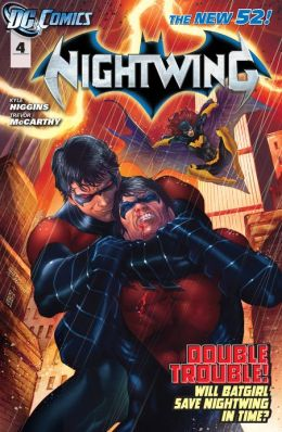 Nightwing #4 (2011- ) (NOOK Comics with Zoom View)