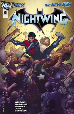 Nightwing #6 (2011- ) (NOOK Comics with Zoom View)