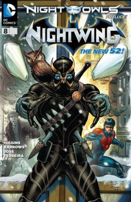 Nightwing #8 (2011- ) (NOOK Comics with Zoom View)