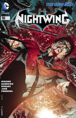 Nightwing #10 (2011- ) (NOOK Comics with Zoom View)