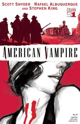 American Vampire #1 (NOOK Comics with Zoom View)