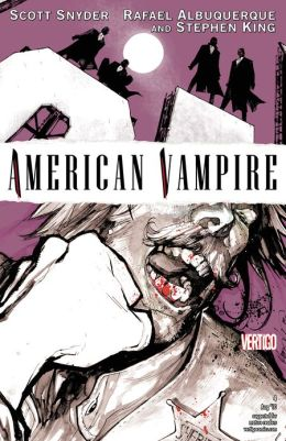 American Vampire #4 (NOOK Comics with Zoom View)