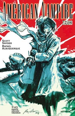 American Vampire #15 (NOOK Comics with Zoom View)