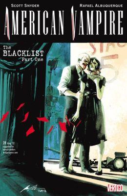 American Vampire #28 (NOOK Comics with Zoom View)
