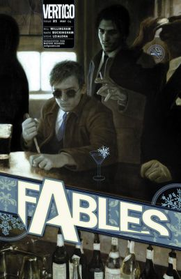 Fables #21 (NOOK Comics with Zoom View)