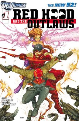 Red Hood and the Outlaws #1 (2011- ) (NOOK Comics with Zoom View)