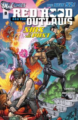 Red Hood and the Outlaws #3 (2011- ) (NOOK Comics with Zoom View)