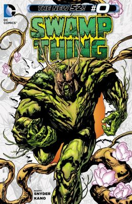 Swamp Thing (2012-) #0 (NOOK Comic with Zoom View)