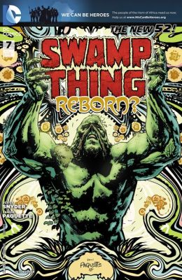 Swamp Thing #7 (2011- ) (NOOK Comics with Zoom View)
