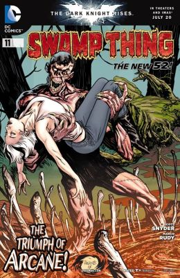 Swamp Thing #11 (2011- ) (NOOK Comics with Zoom View)