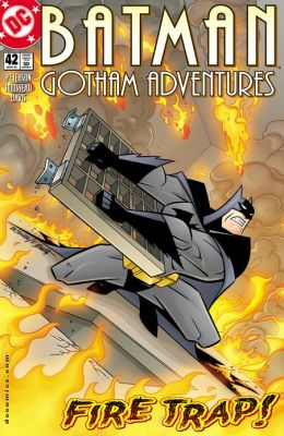 Batman: Gotham Adventures #42 (NOOK Comics with Zoom View)