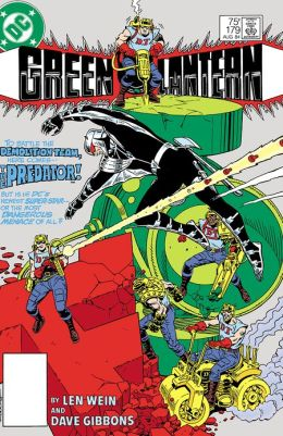 Green Lantern #179 (1976-1986) (NOOK Comics with Zoom View)