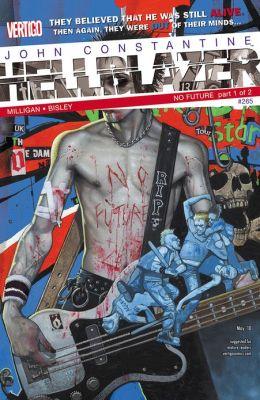 Hellblazer #265 (NOOK Comics with Zoom View)