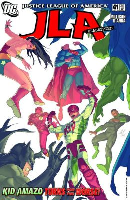 JLA: Classified #41 (NOOK Comics with Zoom View)