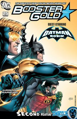 Booster Gold #25 (2007-2011) (NOOK Comics with Zoom View)