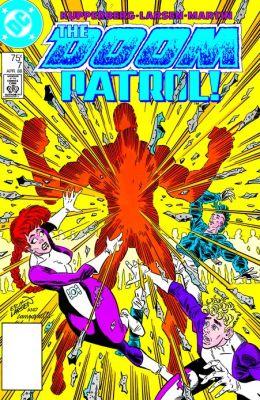 Doom Patrol #7 (1987-1995) (NOOK Comics with Zoom View)