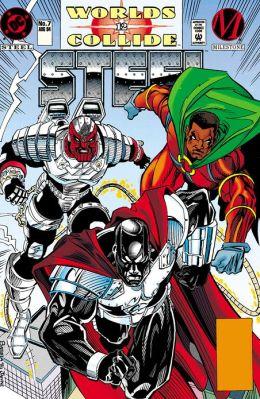Steel #7 (1994-1998) (NOOK Comics with Zoom View)
