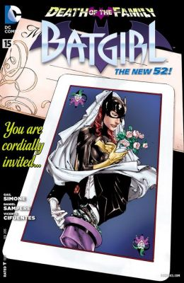 Batgirl #15 (2011- ) (NOOK Comics with Zoom View)