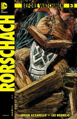 Before Watchmen: Rorschach #3 (NOOK Comics with Zoom View)