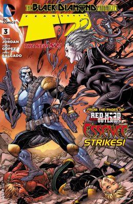 Team 7 #3 (2012- ) (NOOK Comics with Zoom View)