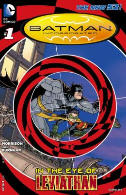 Batman Incorporated #1 (2012- ) (NOOK Comics with Zoom View)