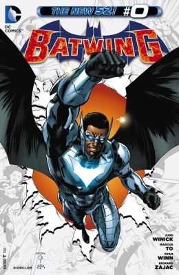 Batwing #0 (2011- ) (NOOK Comics with Zoom View)