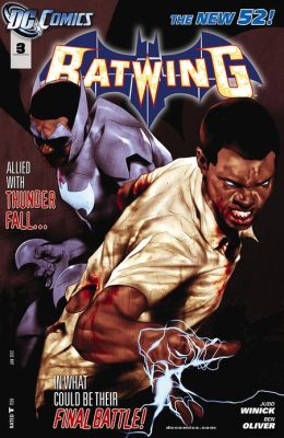 Batwing #3 (2011- ) (NOOK Comics with Zoom View)