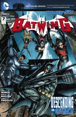 Batwing #7 (2011- ) (NOOK Comics with Zoom View)