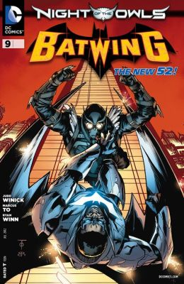 Batwing #9 (2011- ) (NOOK Comics with Zoom View)