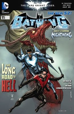 Batwing #11 (2011- ) (NOOK Comics with Zoom View)