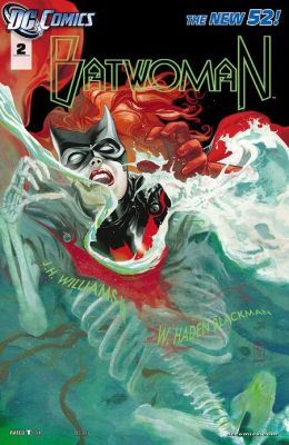 Batwoman #2 (2011- ) (NOOK Comics with Zoom View)