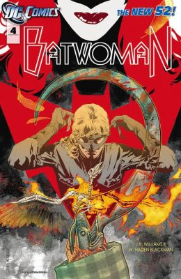Batwoman #4 (2011- ) (NOOK Comics with Zoom View)