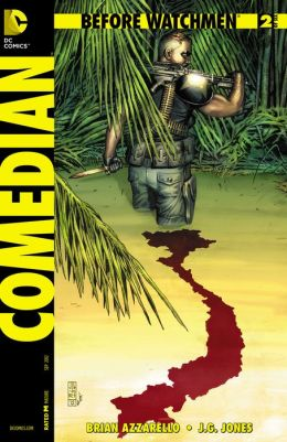 Before Watchmen: Comedian #2 (NOOK Comics with Zoom View)
