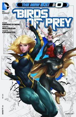 Birds of Prey (2012-) #0 (NOOK Comic with Zoom View)