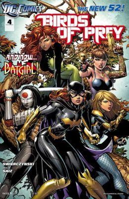 Birds of Prey #4 (2011- ) (NOOK Comics with Zoom View)