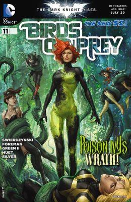 Birds of Prey #11 (2011- ) (NOOK Comics with Zoom View)