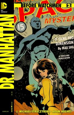 Before Watchmen: Dr. Manhattan #2 (NOOK Comics with Zoom View)