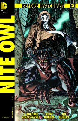 Before Watchmen: Nite Owl #2 (NOOK Comics with Zoom View)