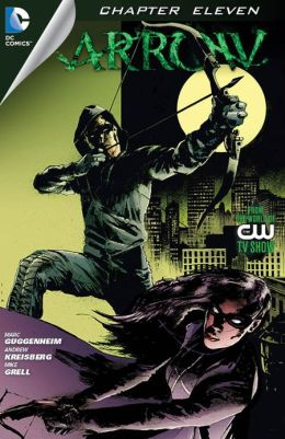 Arrow #11 (2012- ) (NOOK Comics with Zoom View)