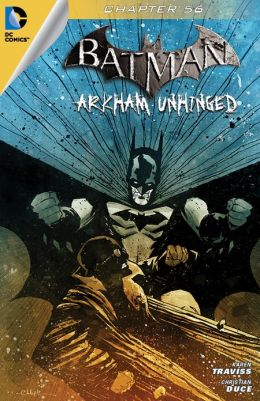 Batman: Arkham Unhinged #56 (NOOK Comics with Zoom View)