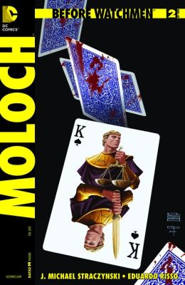 Before Watchmen: Moloch #2 (NOOK Comics with Zoom View)