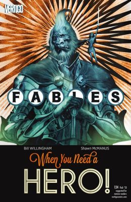 Fables #124 (NOOK Comics with Zoom View)