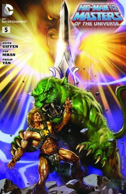 He-Man and the Masters of the Universe #5 (NOOK Comics with Zoom View)