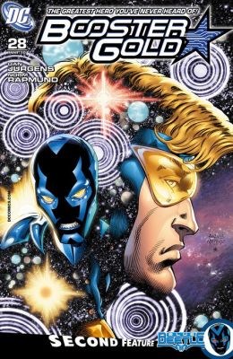 Booster Gold #28 (2007-2011) (NOOK Comics with Zoom View)
