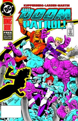 Doom Patrol #9 (1987-1995) (NOOK Comics with Zoom View)