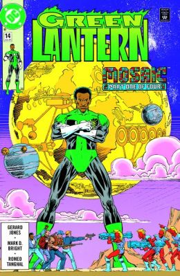 Green Lantern #14 (1990-2004) (NOOK Comics with Zoom View)