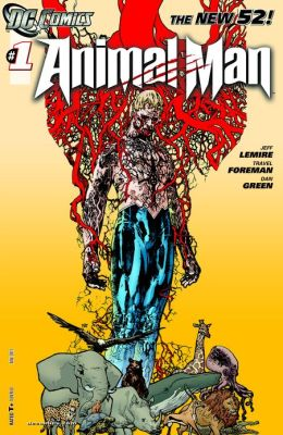 Animal Man #1 (2011- ) (NOOK Comics with Zoom View)